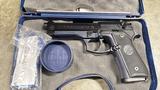 Beretta M9 9mm Pistol J92M9AOM - used excellent! 1808