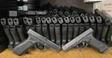 Glock 22 Gen 4 40S&W POLICE TRADE 1 Mag Night Sights 1065