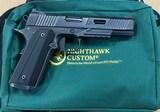 Nighthawk Agent 2 9mm 1911 Battle Worn 0087 2248