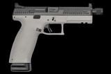 CZ P-10 F Urban Grey Suppressor Ready 91548 2366