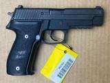 Police Trade Sig Sauer P226 40 S&W2411