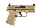 FN 509C Compact MRD 9mm 509 FDE 66-100574 2271