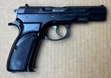 USED CZ 75 9mm2616
