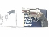 Smith & Wesson Model 60 .38 SPL 2