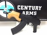 Century Arms MICRO DRACO GUN AK 7.62X39 6