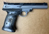 Used Smith & Wesson 22S 22 LR 5.5