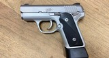 Used Kimber Solo Carry Stainless 9mm w/ extended mag - good condition