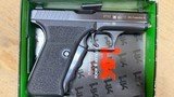 Used Heckler & Koch H&K P7 Squeeze Cocker 9mm w/ box and manual one mag