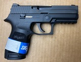 Sig Sauer 250 Compact 45 ACP 2505008G