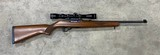 Used Ruger 10/22 Metal Trigger Guard 22 LR W/ Tasco 3-9x30