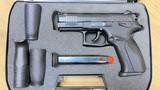 Used Century Arms Grand Power P1 MK7 9mm 3.6