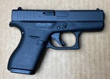 Used Glock 42 380 ACP Excellent Condition - 1 of 3