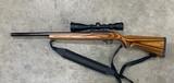 Ruger 10/22 22 LR Target W/ Tasco 3-9x40 Scope 1121 - 2 of 2
