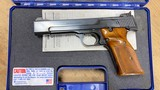 used smith & wesson model 41 22 lr