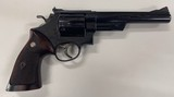smith and wesson model 29-2 6.5 inch barrel