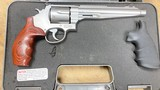 """used smith & wesson 629 44 mag 7.5"""" 170181"""
