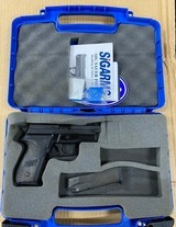 Police Trade Sig Sauer 229 40 S&W WE29R-40-BSS-SRT-E2-LGCY 1669 - 2 of 6