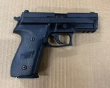 Police Trade Sig Sauer 229 40 S&W WE29R-40-BSS-SRT-E2-LGCY 1669 - 3 of 6