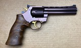 NIghthawk Korth Custom Classic Mongoose 357 Mag 5.25
