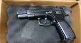Used CZ CZ 75 B 9mm 4.5