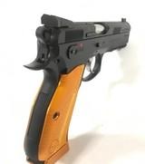CZ SP-01 SHADOW ORANGE 9mm 91764 COMP CUSTOM MATCH - 17 of 18