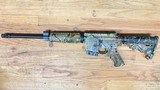 Used Smith & Wesson M&P 15 Camo 300 AAC BLK 16