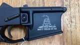 Used Anderson Manufacturing 5.56 / 223 AM-15 complete lower - 2 of 2