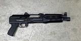 Zastava PAP92 AK 47 Dark Wood Draco Pistol 762x39 ZPAP92