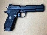 Wilson Combat EDC Experior Black Edition 9mm 1911 2011 XPD-LP-9