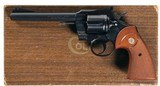 Colt Officer's Model Match DA 22LR Box 6