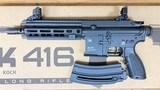 Used Heckler & Koch HK416 22 LR Flip Up Sights One Mag