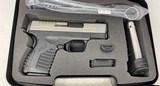Used Springfield XDS-45 45 ACP 3.3