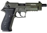 American Tactical Imports Firefly Green 22 LR Threaded Barrel GERG2210TFFG