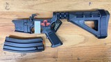 Franklin Armory Complete Pistol Lower W/ BFSIII 2037-BLK - 2 of 2
