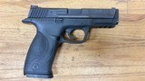 Used Smith & Wesson M&P 40 40 S&W 15 rd Night Sights - 1 of 1
