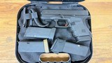 Used Glock 30 Gen 4 45 ACP 4 Mags - excellent condition!