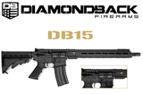 Diamondback DB15 5.56 AR-15 DB15YPB - 2 of 2