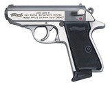 Walther Arms PPK/S 380 Stainless 4796004