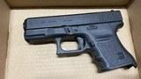 Used Glock 30 Gen 3 45 Auto / ACP No Mag
