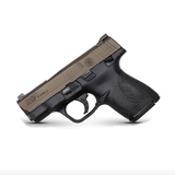 Smith & Wesson M&P Shield 9mm Midnight Bronze 13299