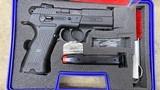 SAR Arms CM9 Gen1 9mm 17 Round CM9G1BL