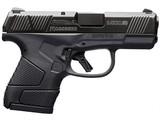 Mossberg MC-1 9mm Compact Semi Auto Pistol 7 Round Capacity 89002
