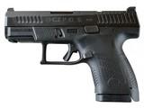 CZ USA P-10 S Sub-Compact 9mm 12 Round Capacity 95160