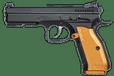 CZ 75 Shadow 2 9mm Orange 17/10 91249 1535