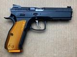 Sample/Blem CZ 75 Shadow 2 9mm Orange 17/10 91249