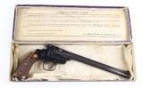 Smith Wesson 3rd Model Single Shot ORIGINAL BOX - 2 of 23