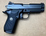 Wilson Combat EDC Experior Lightrail Compact 9mm 1911 2011 XPD-CPR-9A - 1 of 3
