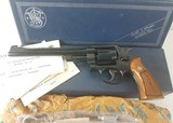Smith Wesson 27-2 357 Mag 8 3/8