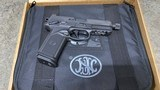 Used FN FNX 45 Tactical 45 Auto Black Night Sights 2-10 rd Mags - 2 of 5