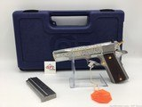 Colt 1911 Heritage 38 Super Stainless Steel Engraved O1911C-SS38-DHM - 4 of 4